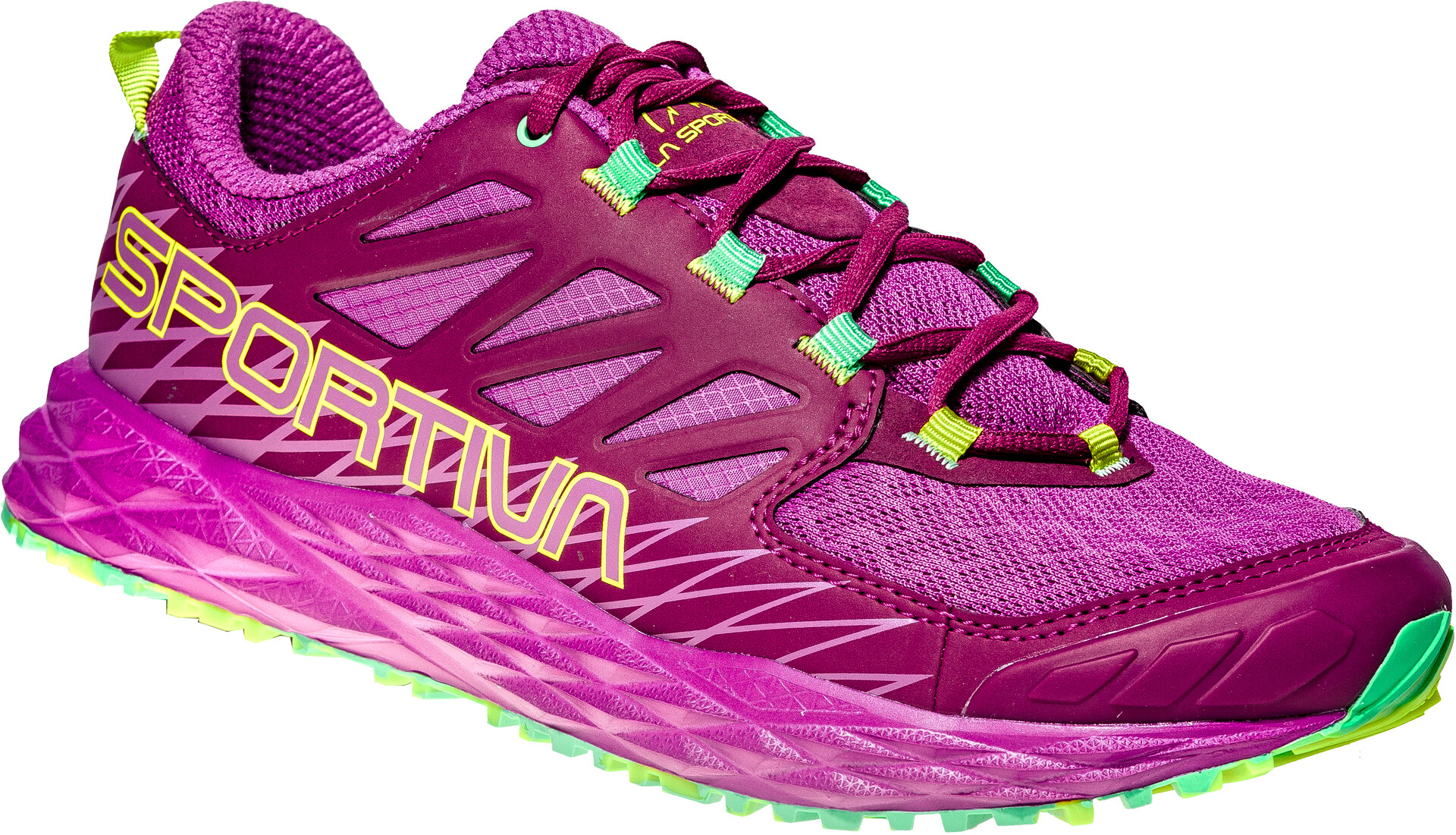 La Sportiva Lycan Running Shoes Dame purpleplum